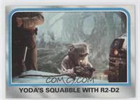 Yoda's Squabble With R2-D2 [GoodtoVG‑EX]
