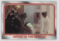 Artoo to the rescue!