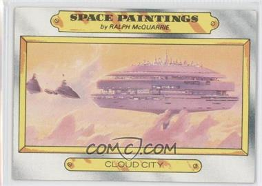 1980 Topps Star Wars: The Empire Strikes Back #124 - Cloud City