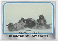 Shelter on icy Hoth [Good to VG‑EX]