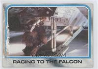 Racing to the Falcon [Poor]
