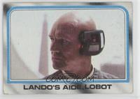 Lando's Aide, Lobot [Poor]