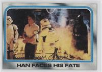 Han Faces His Fate
