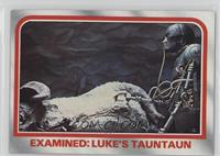 Examined: Luke's Tauntaun [GoodtoVG‑EX]