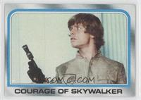 Courage of Skywalker [Good to VG‑EX]