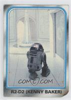 R2-D2 (Kenny Baker) [Poor]