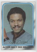 Actor Billy Dee Williams [Good to VG‑EX]