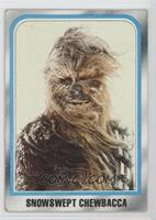 Snowswept Chewbacca [Good to VG‑EX]
