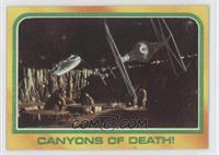 Canyons Of Death!