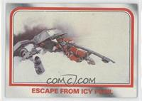 Escape from icy peril