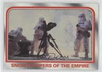 Snowtroopers of the Empire