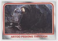 Artoo peeking through [GoodtoVG‑EX]