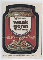 Weak Germ [GoodtoVG‑EX]