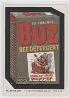 Buz Bee Detergent