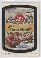 Ape Green Beans