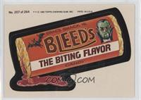 Bleeds