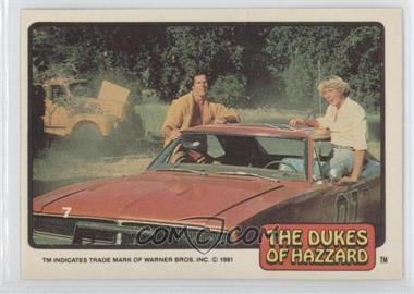 1981 Donruss Dukes of Hazzard Stickers #7 - [Missing]