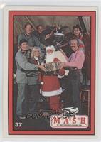 Mash Unit, santa Claus