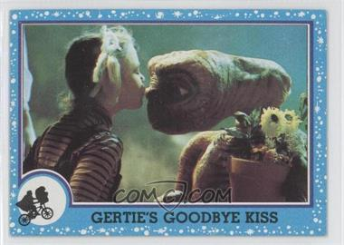 1982 Topps E.T. The Extra Terrestrial in His Adventure on Earth #74 - [Missing]