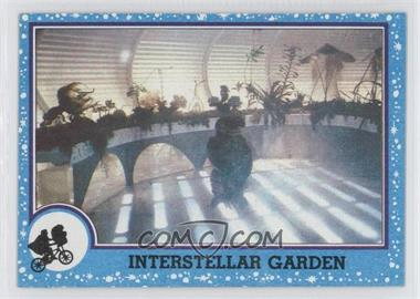 1982 Topps E.T. The Extra Terrestrial in His Adventure on Earth #80 - [Missing]
