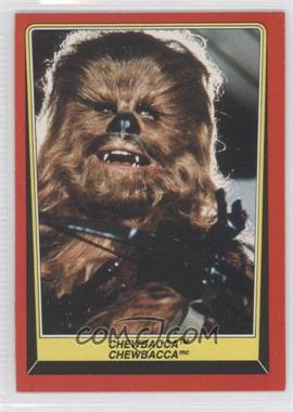 1983 O-Pee-Chee Star Wars: Return of the Jedi #7 - Chewbacca