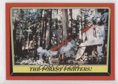 1983 Topps Star Wars: Return of the Jedi - [Base] #107 - The Forest Fighters!