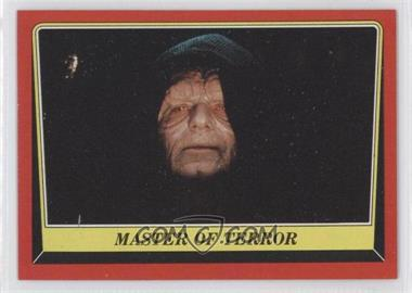 1983 Topps Star Wars: Return of the Jedi - [Base] #117 - Master of Terror