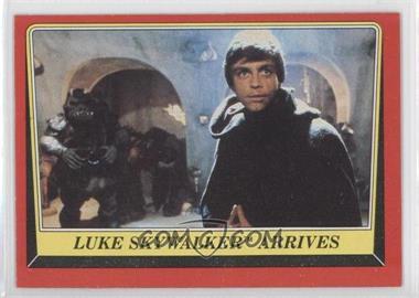 1983 Topps Star Wars: Return of the Jedi - [Base] #33 - Luke Skywalker Arrives