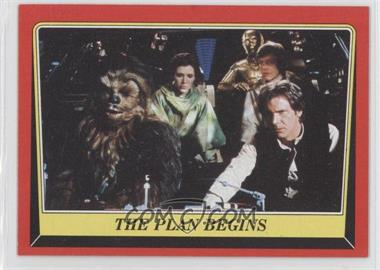 1983 Topps Star Wars: Return of the Jedi - [Base] #67 - The Plan Begins