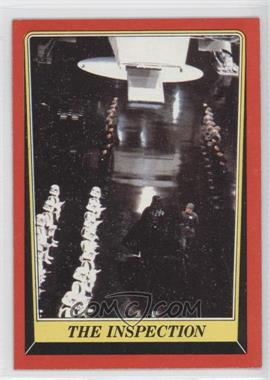 1983 Topps Star Wars: Return of the Jedi [???] #10 - The Inspection