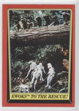 1983 Topps Star Wars: Return of the Jedi [???] #111 - [Missing]