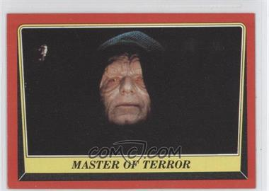 1983 Topps Star Wars: Return of the Jedi [???] #117 - Master of Terror