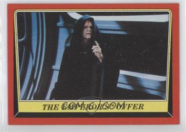 1983 Topps Star Wars: Return of the Jedi [???] #118 - [Missing]