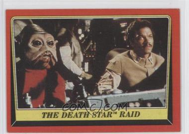 1983 Topps Star Wars: Return of the Jedi [???] #123 - [Missing]