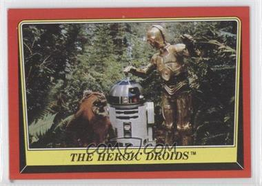 1983 Topps Star Wars: Return of the Jedi [???] #129 - [Missing]