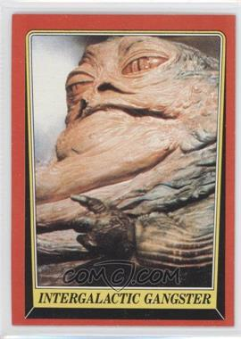 1983 Topps Star Wars: Return of the Jedi [???] #15 - Intergalactic Gangster