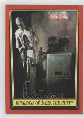 1983 Topps Star Wars: Return of the Jedi [???] #18 - [Missing]