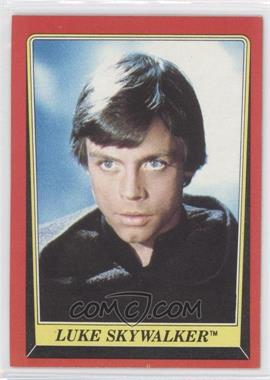 1983 Topps Star Wars: Return of the Jedi [???] #2 - Luke Skywalker