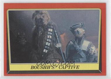 1983 Topps Star Wars: Return of the Jedi [???] #24 - [Missing]
