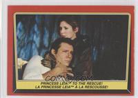 Princess Leia to the Rescue!