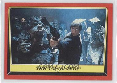 1983 Topps Star Wars: Return of the Jedi [???] #34 - [Missing]