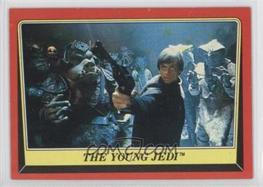1983 Topps Star Wars: Return of the Jedi [???] #34 - The Young Jedi