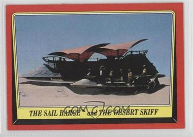 1983 Topps Star Wars: Return of the Jedi [???] #38 - [Missing]