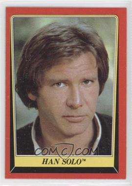 1983 Topps Star Wars: Return of the Jedi [???] #4 - Han Solo