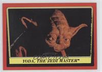 Yoda, The Jedi Master