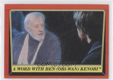 1983 Topps Star Wars: Return of the Jedi [???] #59 - [Missing]