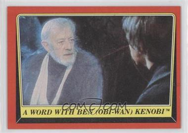 1983 Topps Star Wars: Return of the Jedi [???] #59 - [Missing]
