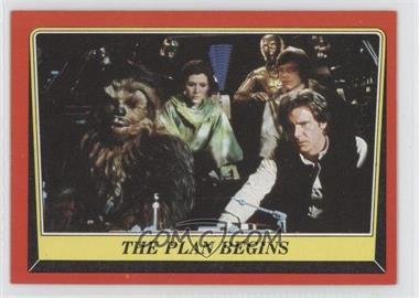 1983 Topps Star Wars: Return of the Jedi [???] #67 - The Plan Begins
