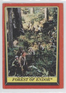 1983 Topps Star Wars: Return of the Jedi [???] #68 - [Missing]