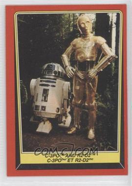1983 Topps Star Wars: Return of the Jedi [???] #8 - [Missing]